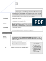 Cambridge English Preliminary Fs Sample 5 Speaking Parts 3&4 v2