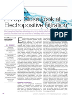 An Up-Close Look at Electropositive Filtration