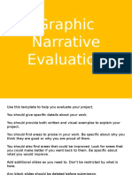 Digital Graphics Evaluation Pro Forma