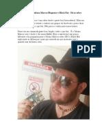 Entrevista Com Juliano Marcos Blogueiro e Black Hat - Dicas Sobre SEO