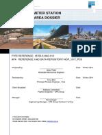 Amadeus Gas Pipeline - Project Justifications - Item 8 - 18756-5-HAD-012 HAZ Dossier_Pine Creek MS - August 2015
