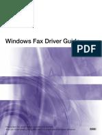 Windows Fax Driver Guide
