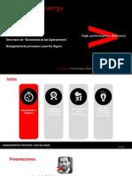 Reingeniería de procesos Lean Six Sigma