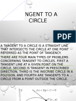 Tangent to a Circle [Autosaved]