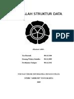 Makalah Struktur Data (Double Linked List)
