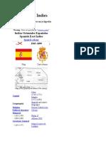 Spanish East Indies