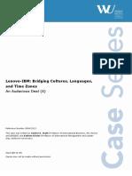 IBM Lenovo Case-A WU-CaseSeries