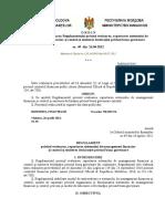 Regulament Evaluare, Raportare MFC_declaratie Buna Guvernare Modlex New