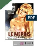Dossier Le Mépris