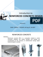 Reinforced Concrete Introduction