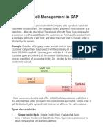 Credit Management & Transfer Order
