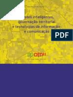 2_ Cidades Inteligentes, Governação Territorial e TIC