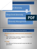 Diversity - OB