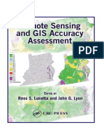 Ross S. Lunetta, John G. Lyon Remote Sensing and GIS Accuracy Assessment Mapping Science.pdf