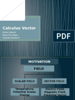 Differential Vector