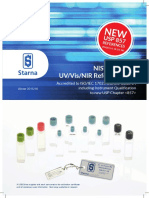 UV Vis NIR Reference Sets