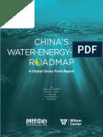 Water Energy Food Roadmap