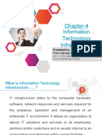 Information Technology Infra