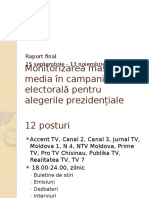 Raport final