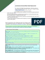 Water Heater Spreadsheet (1)