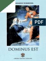 Athanasius Schneider - Dominus est.pdf