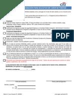 Recaudos Cuenta Corriente CitiBank - Notilogía