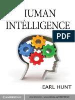 [Earl Hunt] Human Intelligence(BookFi)