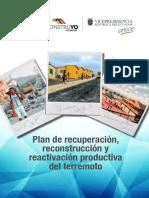 Plan de Reconstrucción 2016-08-31