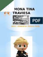 La Mona Tina Traviesa 1