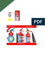 Fuego y Extintores
