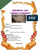 Proyecto Del Cuy