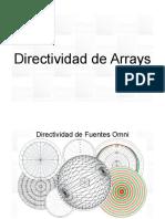 Directividad en Arrays_LINEAS Y ARCOS