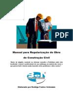 Manual de Regularização de Obras