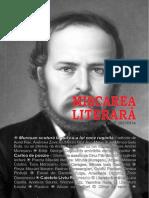 Mişcarea literară