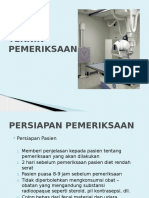 Teknik Radiografi Maag Duodenum
