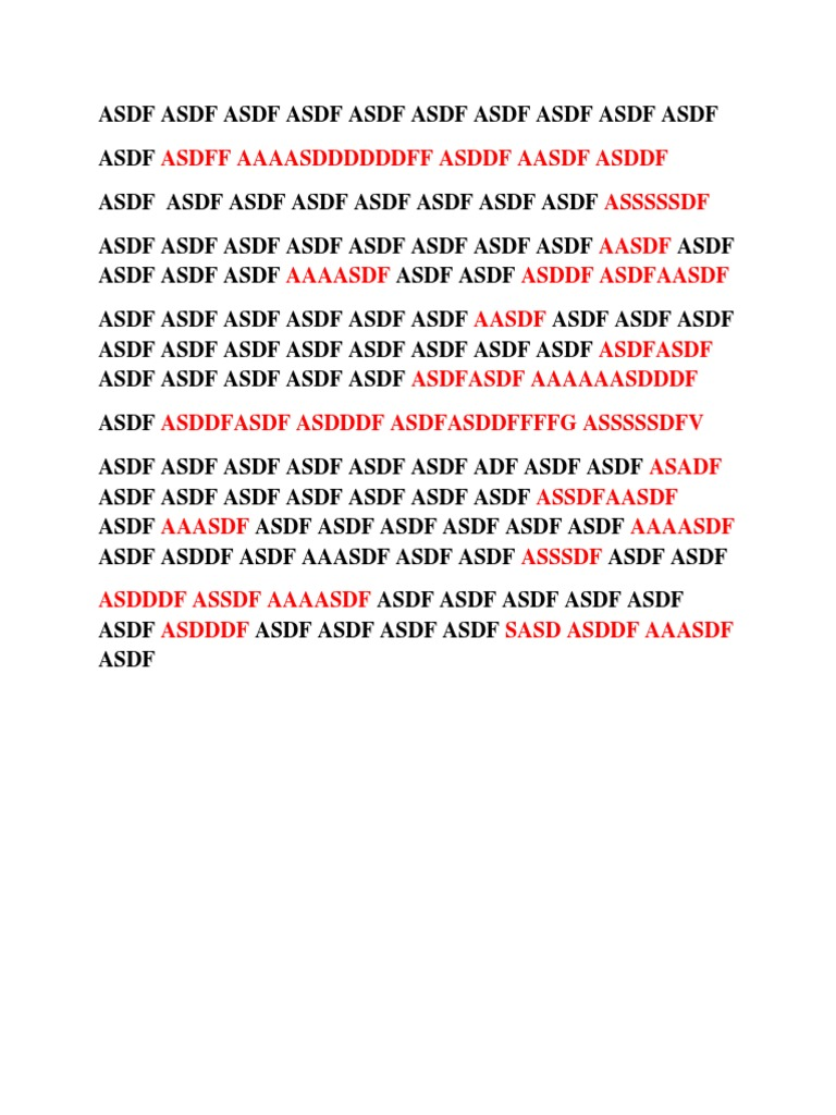 Adf asdf