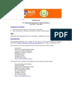 Prospectus - 2015 Diploma in Tissue Banking