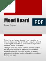 Moodboard for Task 5