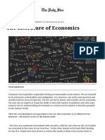 The Literature of Economics _ the Daily Star