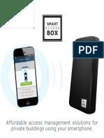 Catalog Smart Access Box