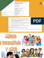 Amigos, Amor y Sexualidad 2015 2