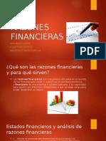 Expo Conta Razones Financieras
