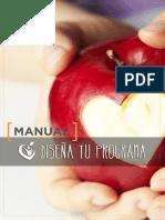 Manual Diseña Tu Programa