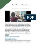 Maggi - Ensino Médio Brasileiro Precisa Entrar No Século XXI