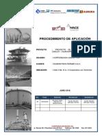 Procedimiento de Aplicación - Suministros Fermar - Lindley (JV)