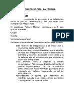 6.Grupo Familiar - Sociologia