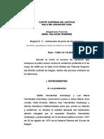 SUCESION TESTADA NULIDAD NO DECRETA S- 24-06-2013 (7300131100022003-00284-01)