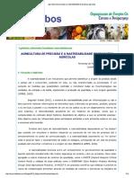 Agricultura de Precisão e a Rastreabilidade de Produtos Agrícolas