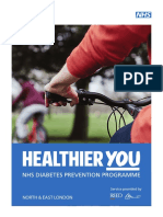 health professionals brochure - northandeastlondon