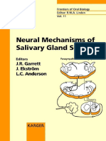Neural Mechanisms of Salivary Gland Secretion